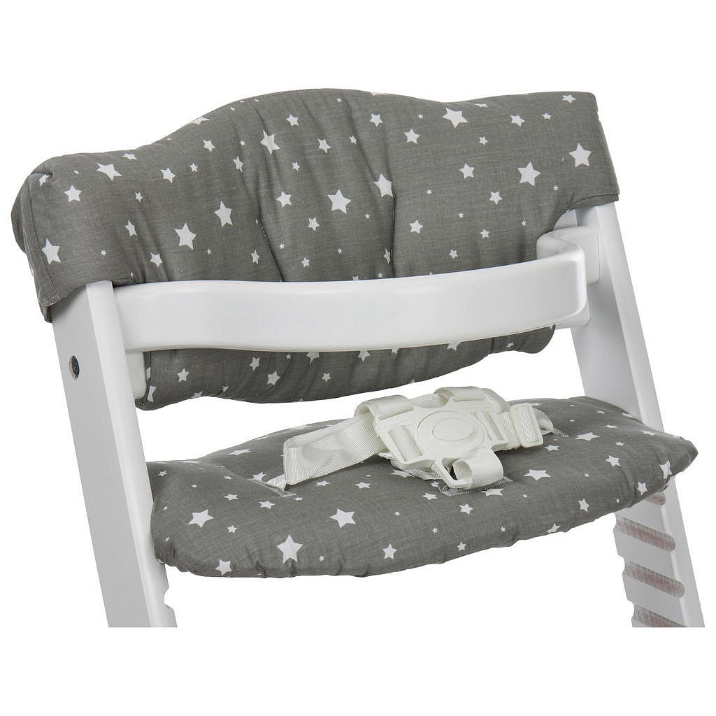 My Baby Lou Vložka Na Vysokou Židli, Šedá - Vysoké židličky - 004940037001