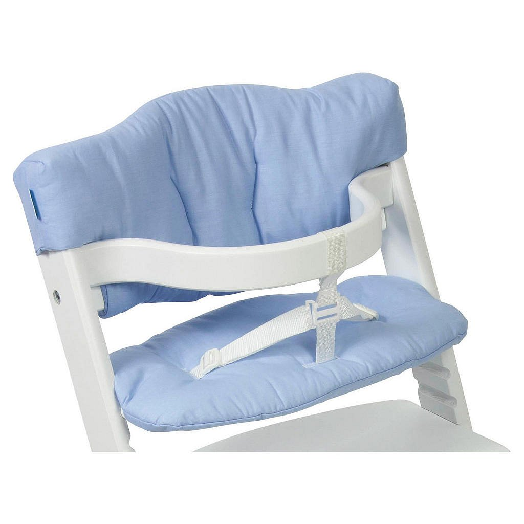 My Baby Lou Vložka Na Vysokou Židli, Pastelově Modrá - Vysoké židličky - 004940037002