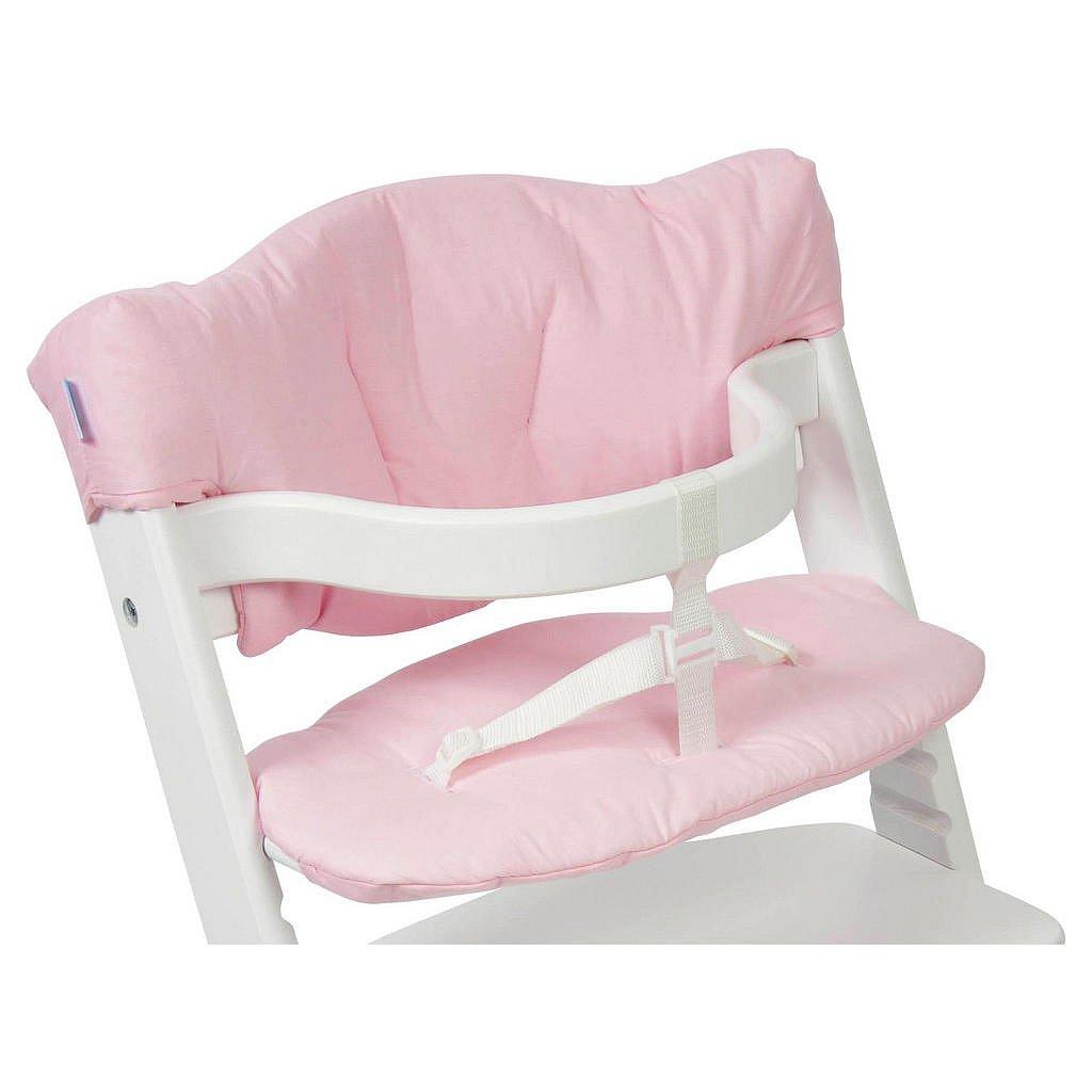 My Baby Lou Vložka Na Vysokou Židli, Růžová - Vysoké židličky - 004940037003