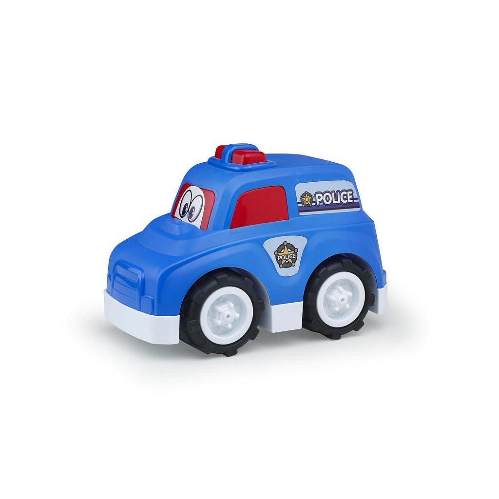 My Baby Lou Policejní Vůz - Autíčka na hraní - 004957001103