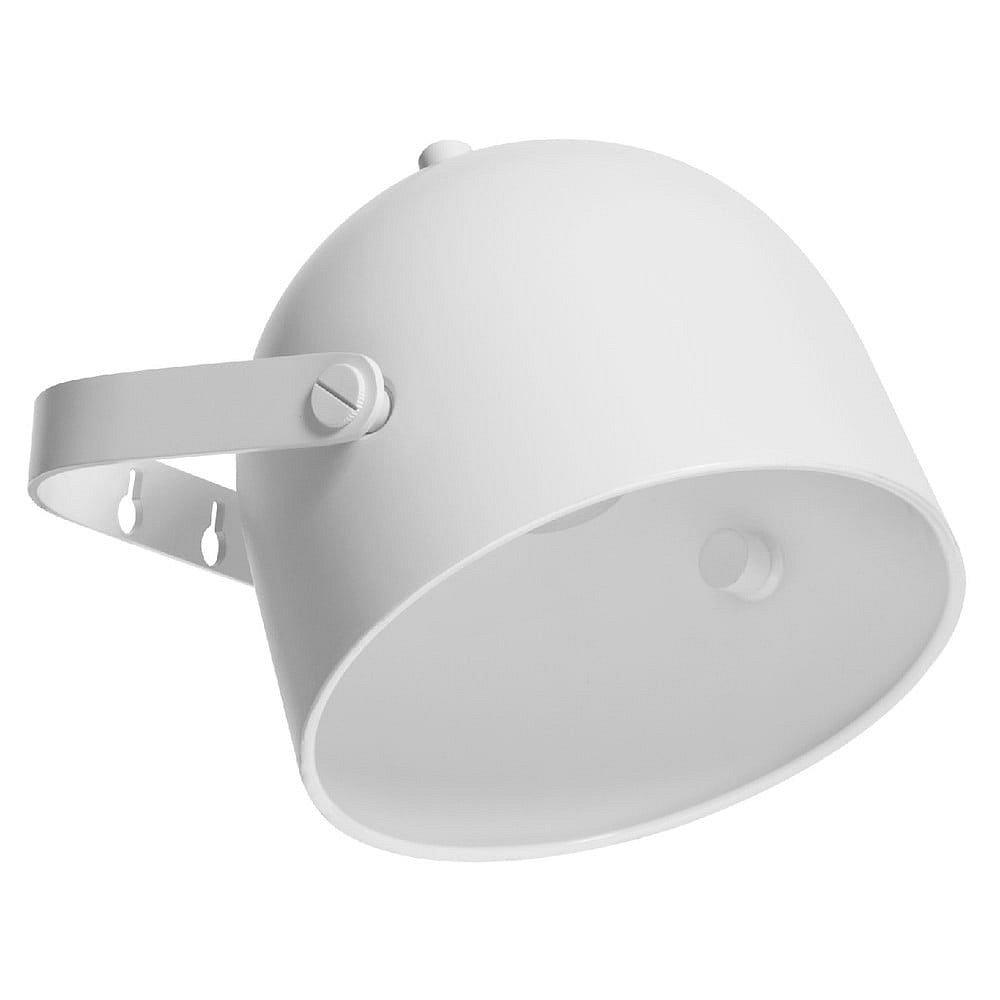 Bílé nástěnné svítidlo Flexa Monty