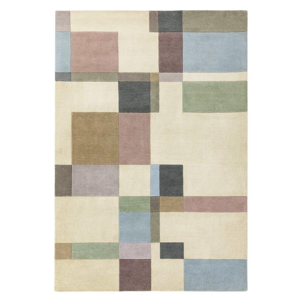 Koberec Asiatic Carpets Blocks Pastel, 200 x 290 cm