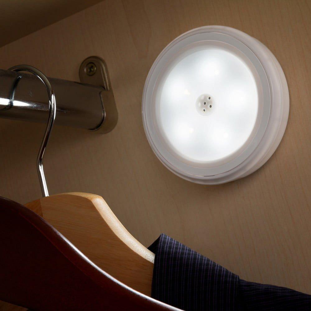 LED osvětlení s hlasovým senzorem InnovaGoods