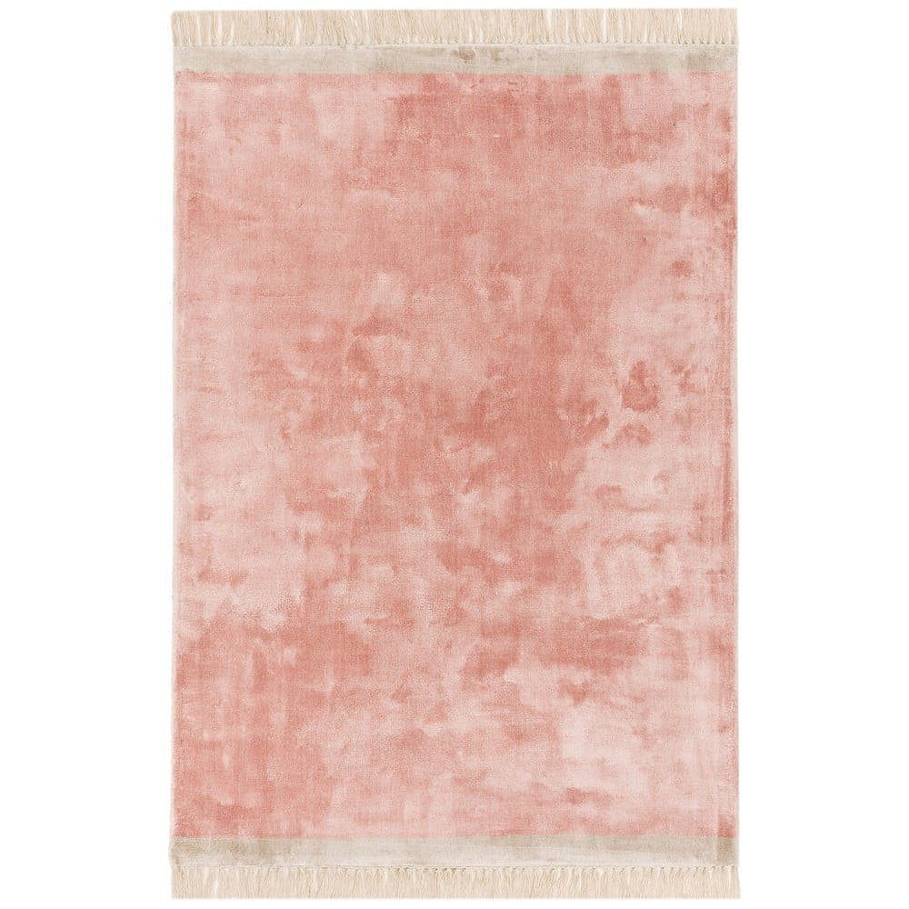 Růžovo-šedý koberec Asiatic Carpets Elgin, 200 x 290 cm
