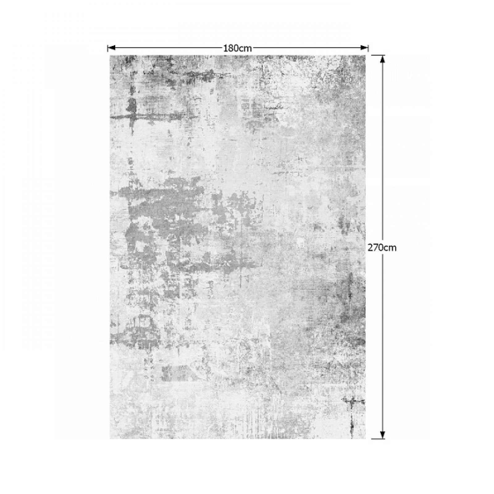 Koberec MARION TYP 2 šedá Tempo Kondela 180x270 cm