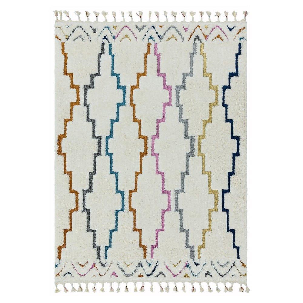 Béžový koberec Asiatic Carpets Trellis, 200 x 290 cm