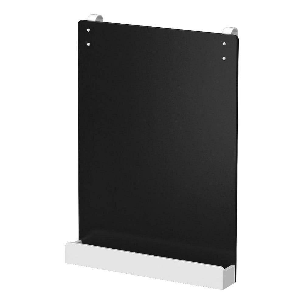Černá závěsná tabule k dětské posteli Flexa White