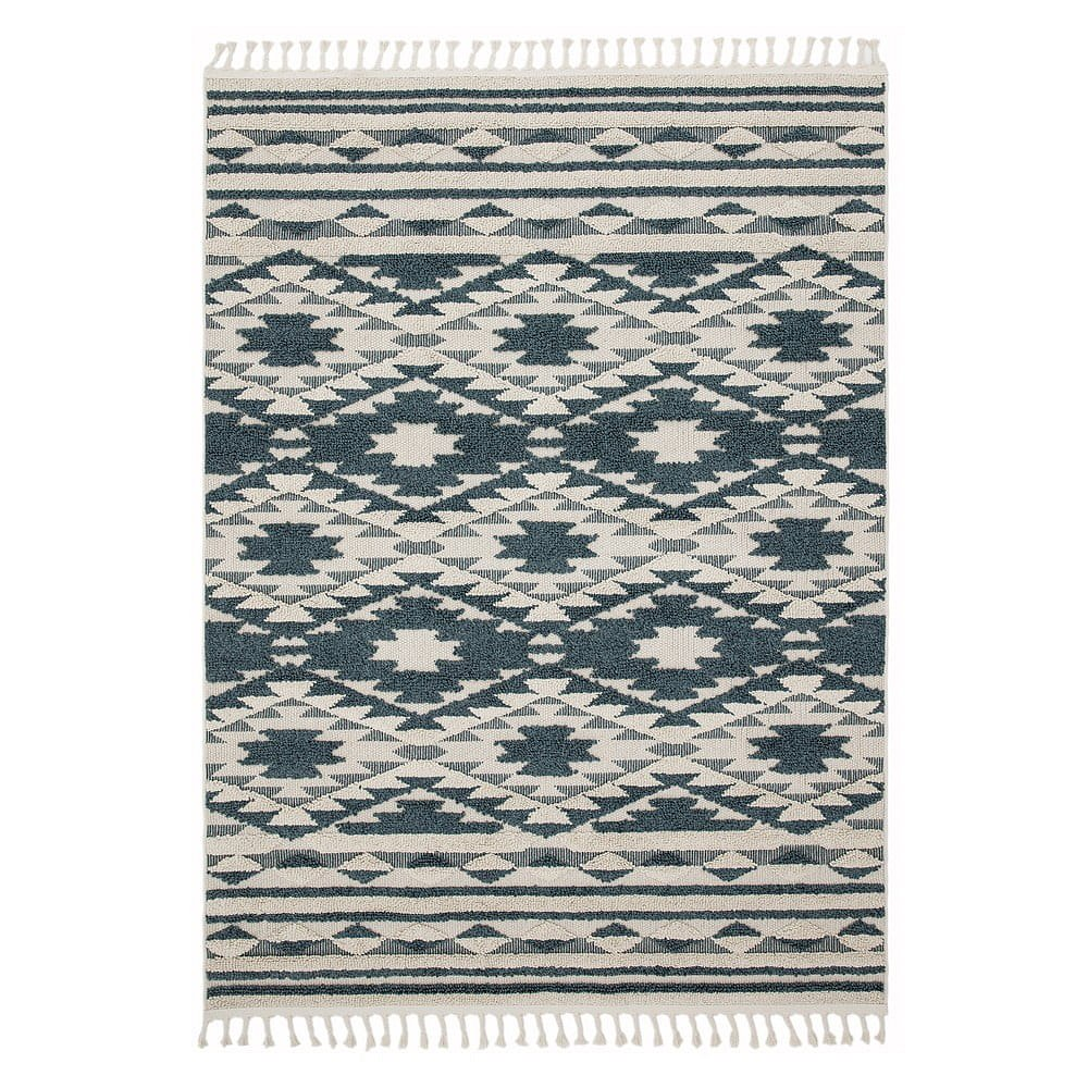 Zelený koberec Asiatic Carpets Taza, 200 x 290 cm