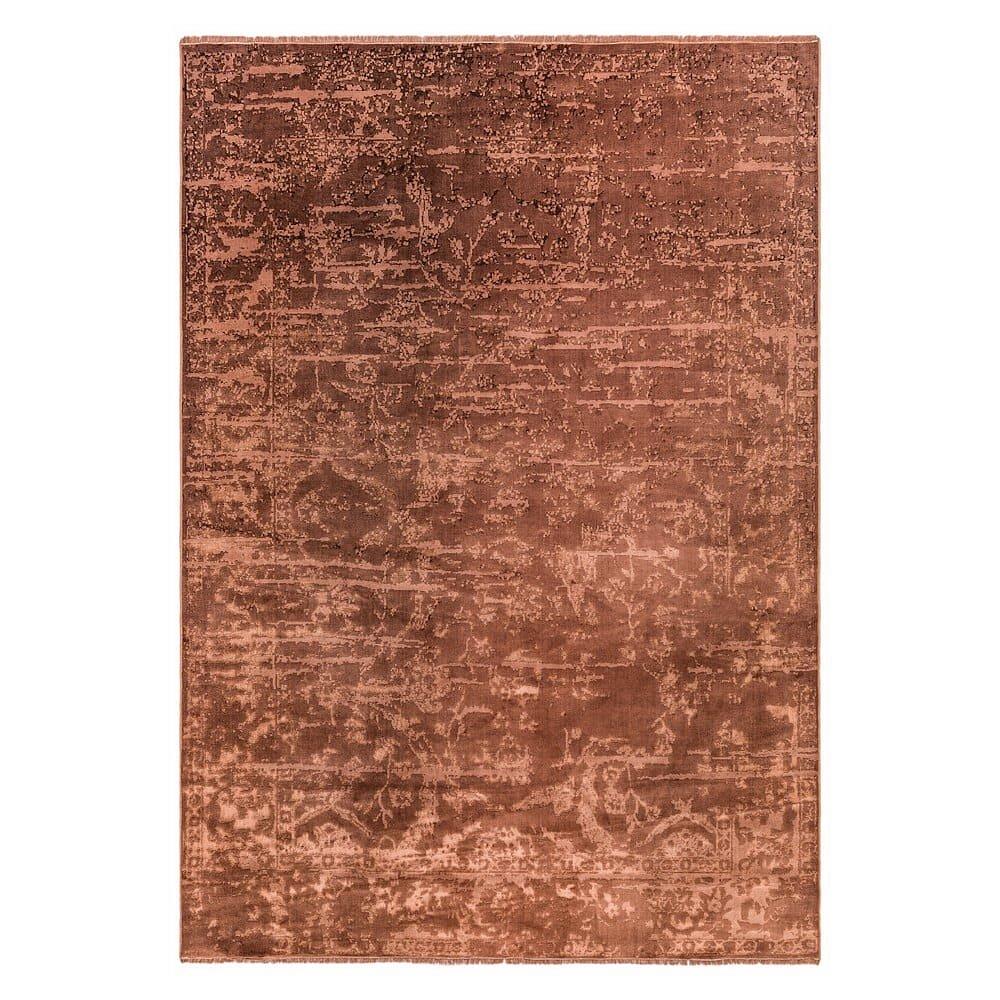 Oranžový koberec Asiatic Carpets Abstract, 200 x 290 cm