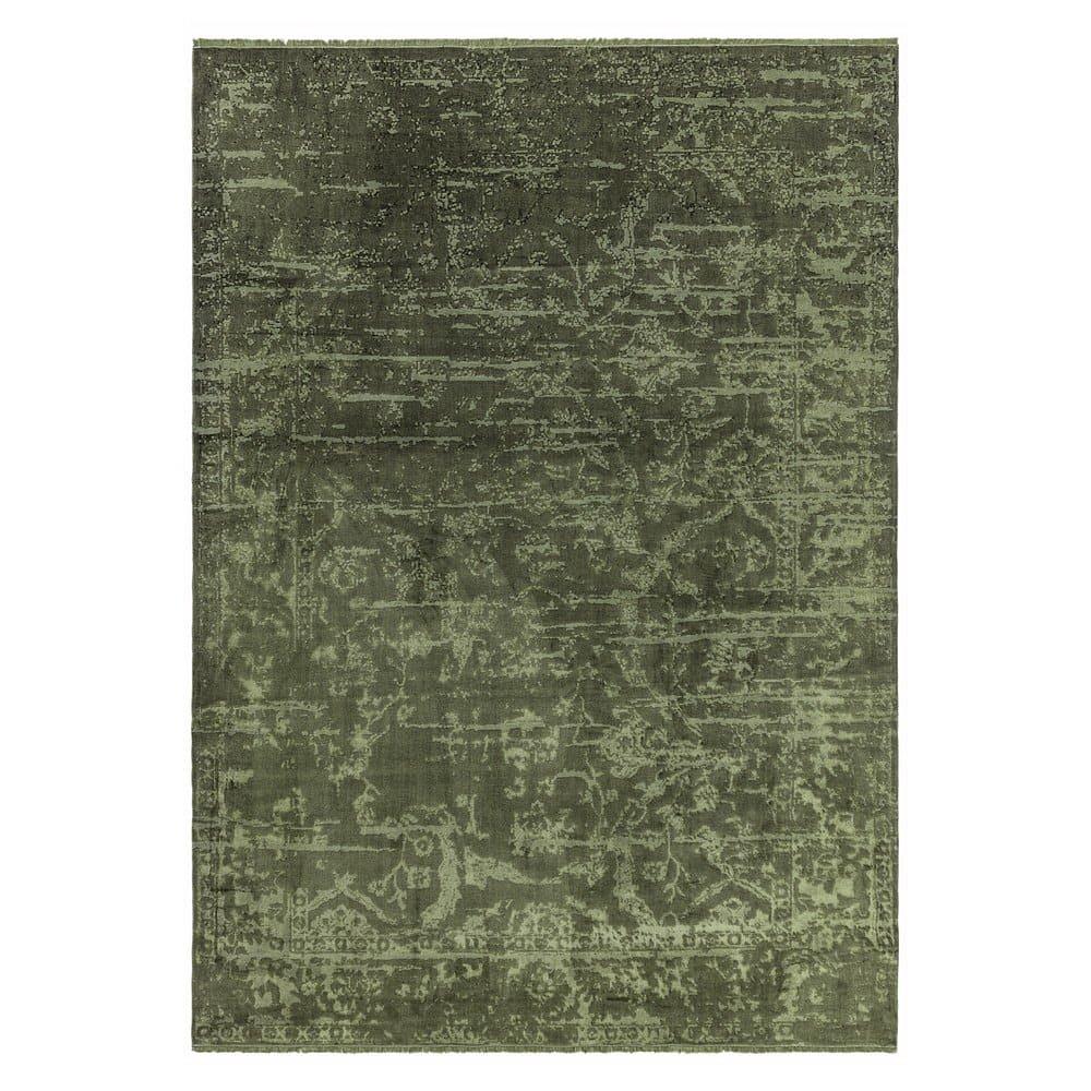 Zelený koberec Asiatic Carpets Abstract, 200 x 290 cm