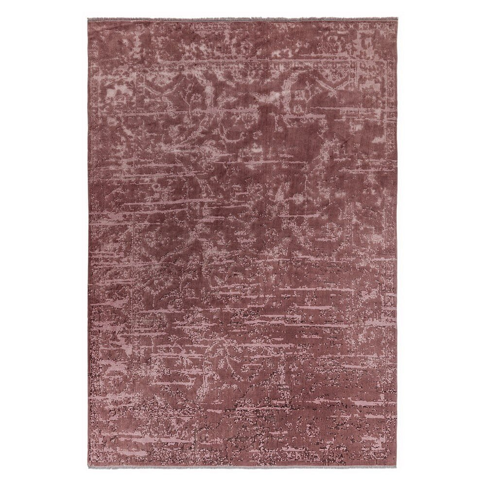 Fialový koberec Asiatic Carpets Abstract, 160 x 230 cm