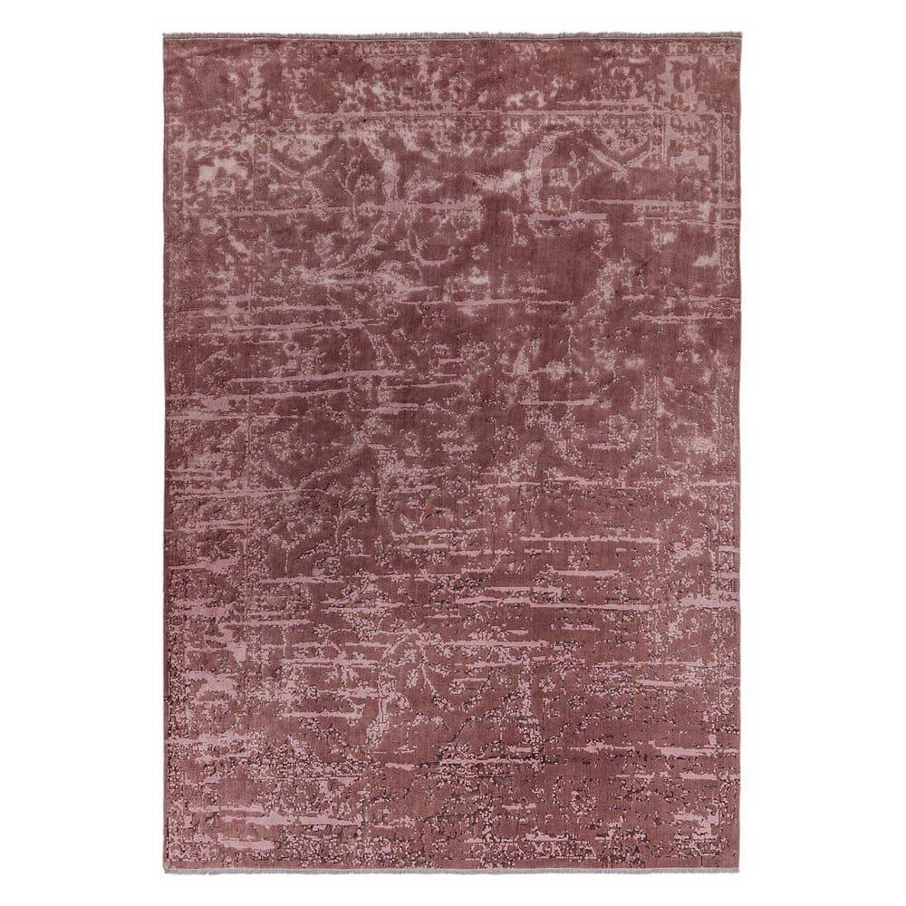 Fialový koberec Asiatic Carpets Abstract, 200 x 290 cm