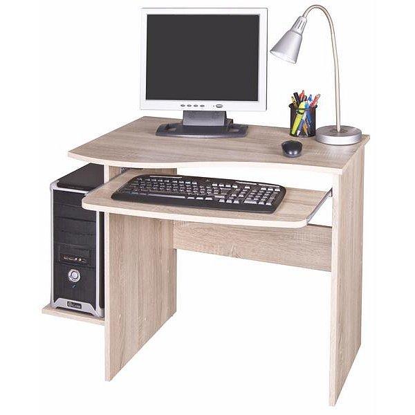 PC stůl Maxim, dub sonoma