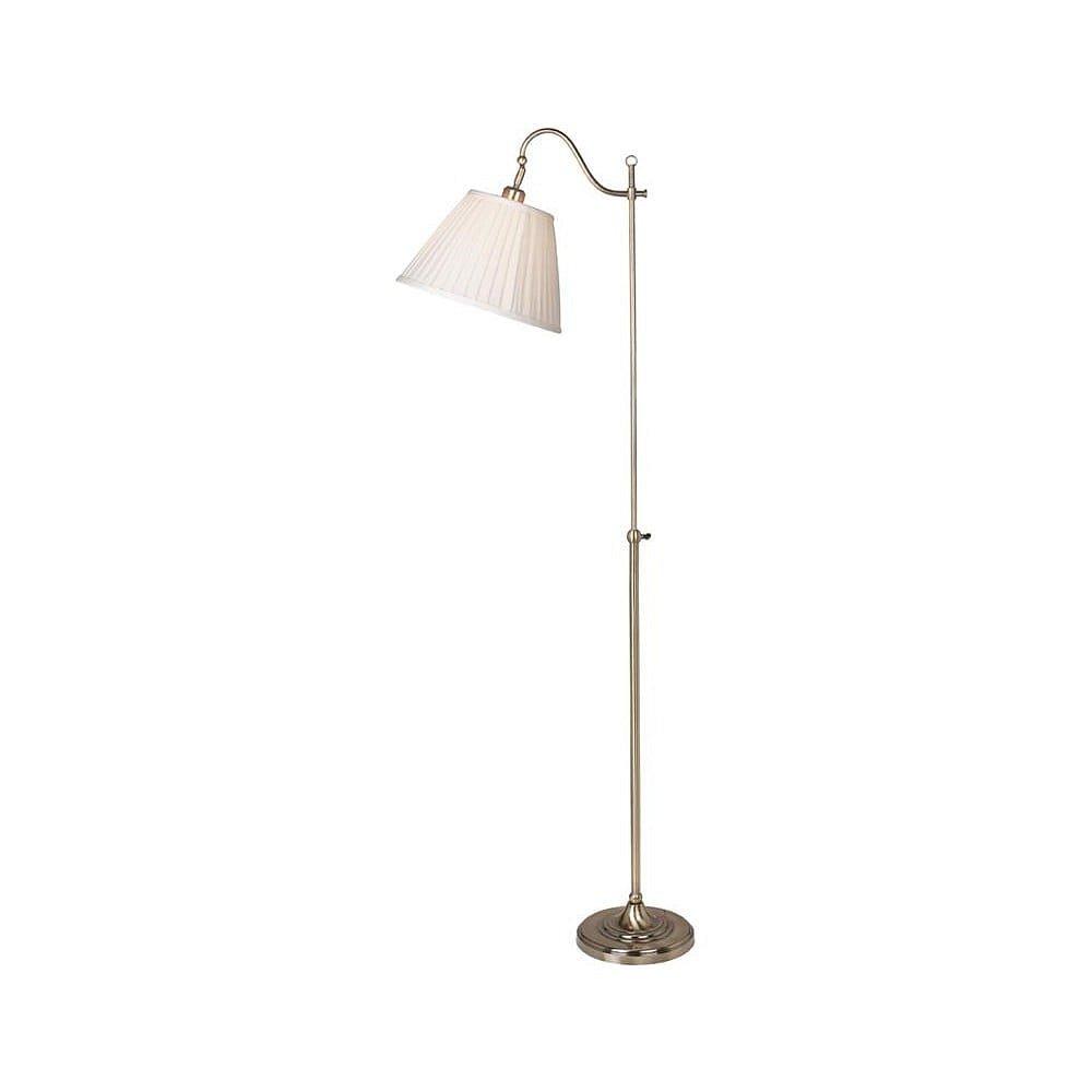 Béžová volně stojící lampa Markslöjd Charleston