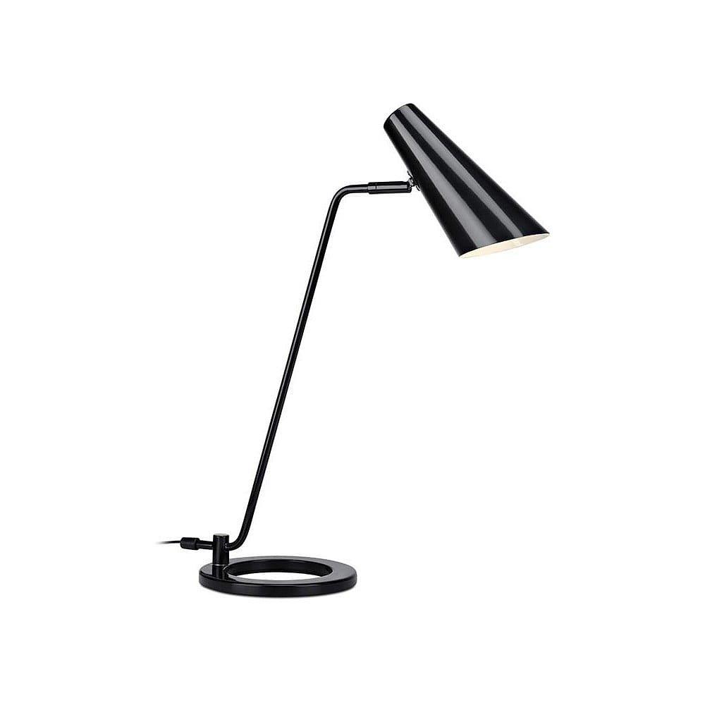 Černá stolní lampa Markslöjd Cal