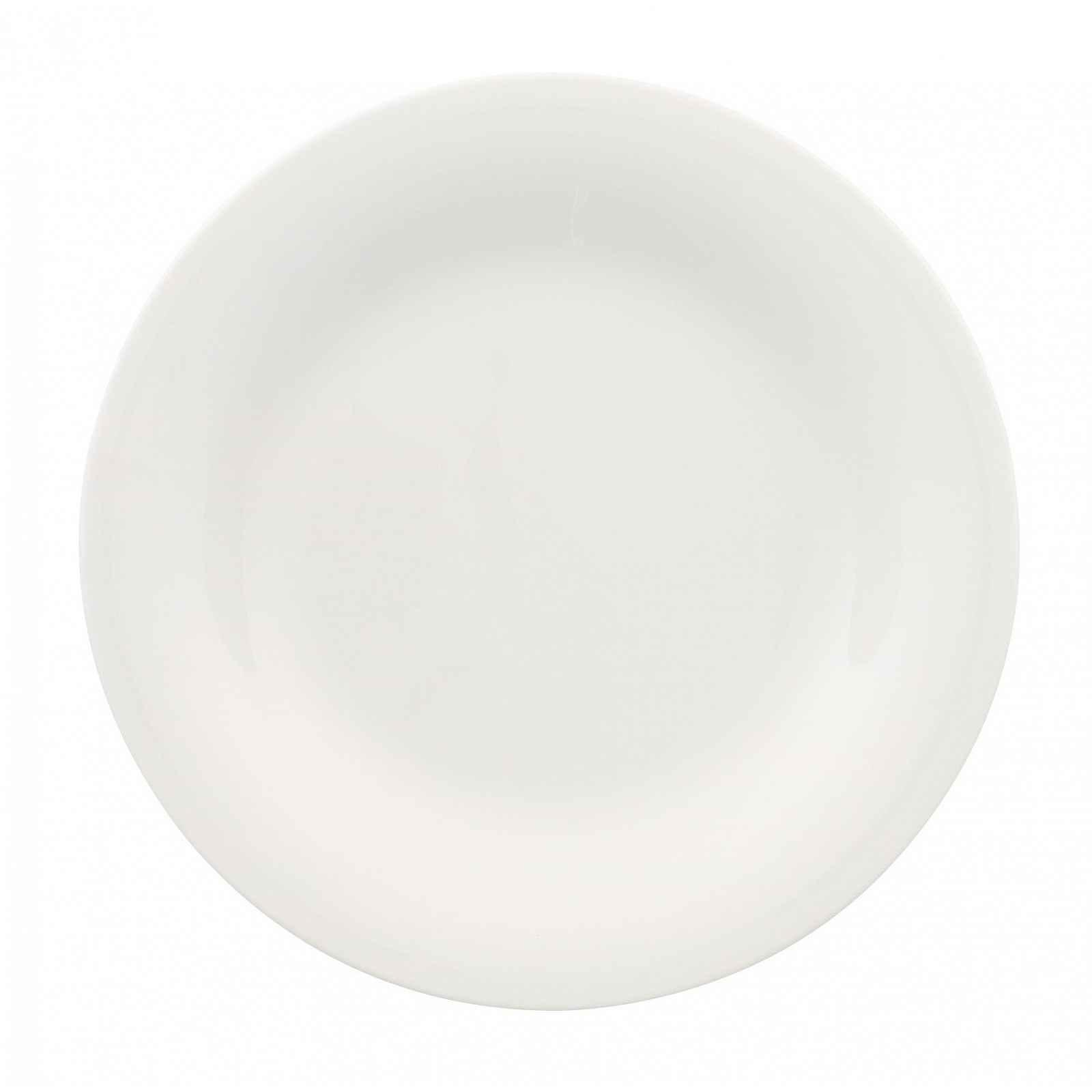Bílý porcelánový dezertní talíř Villeroy & Boch New Cottage, ⌀ 21 cm