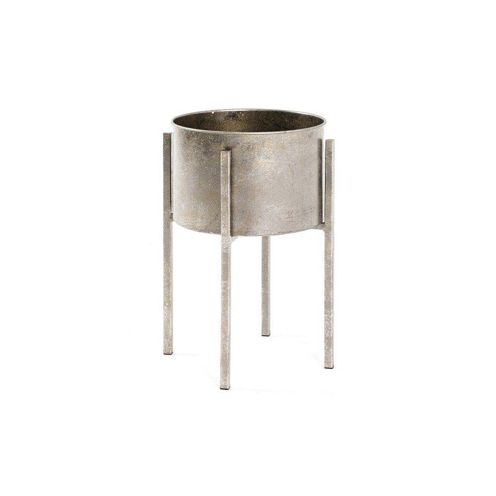 Sconto Květináč / odkládací stolek GINA 4