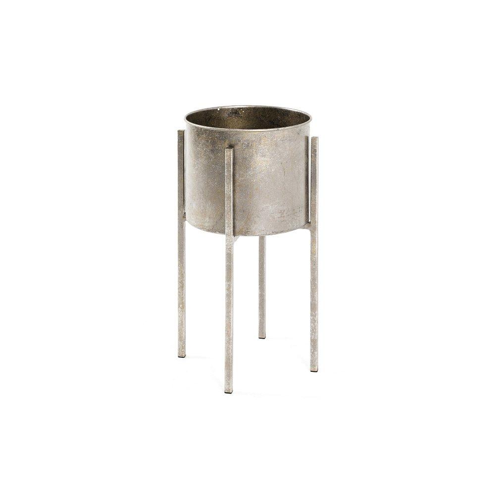 Sconto Květináč / odkládací stolek GINA 2