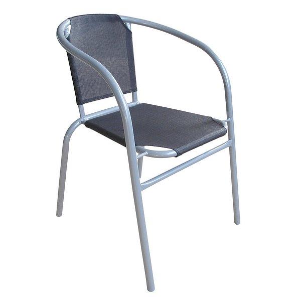 Zahradní židle Granada, černé