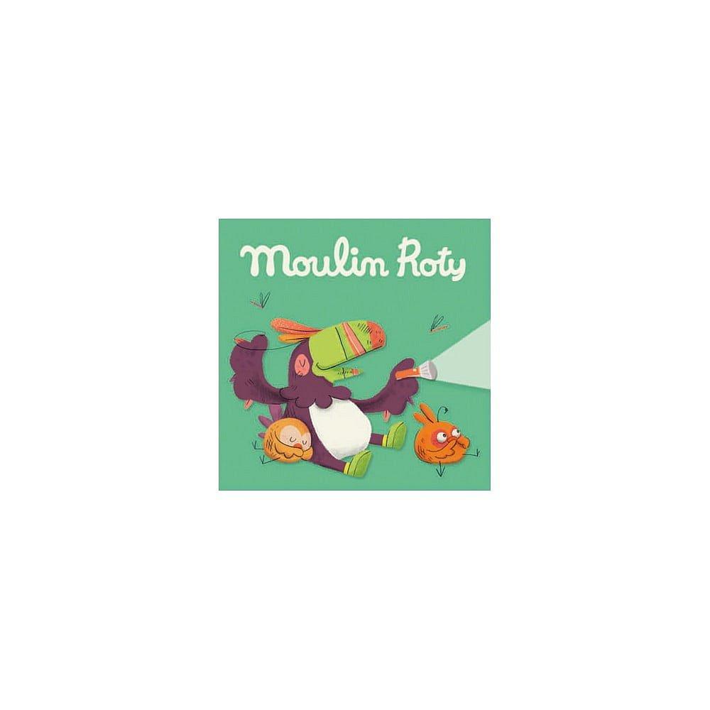 Dětské promítací kotoučky Moulin Roty Veselá jungle