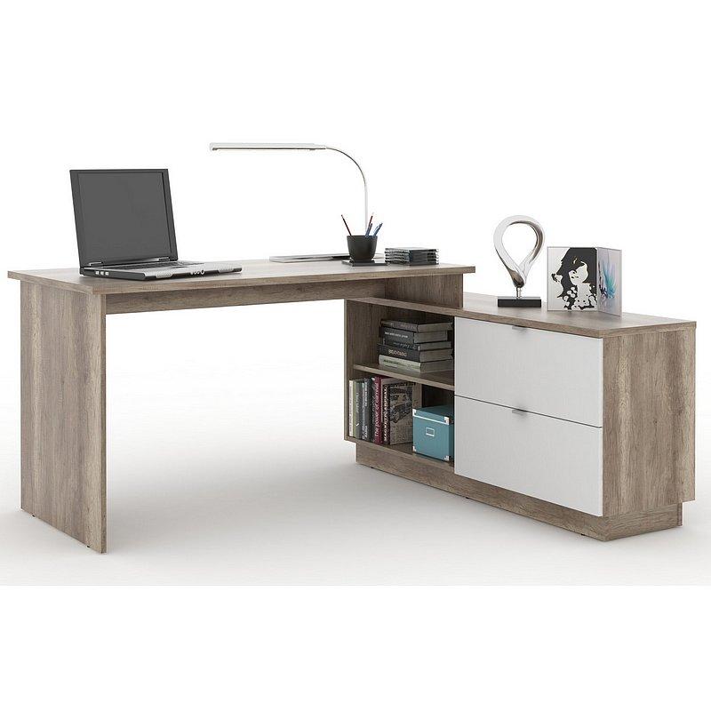 Psací stůl s komodou VENETO 01
