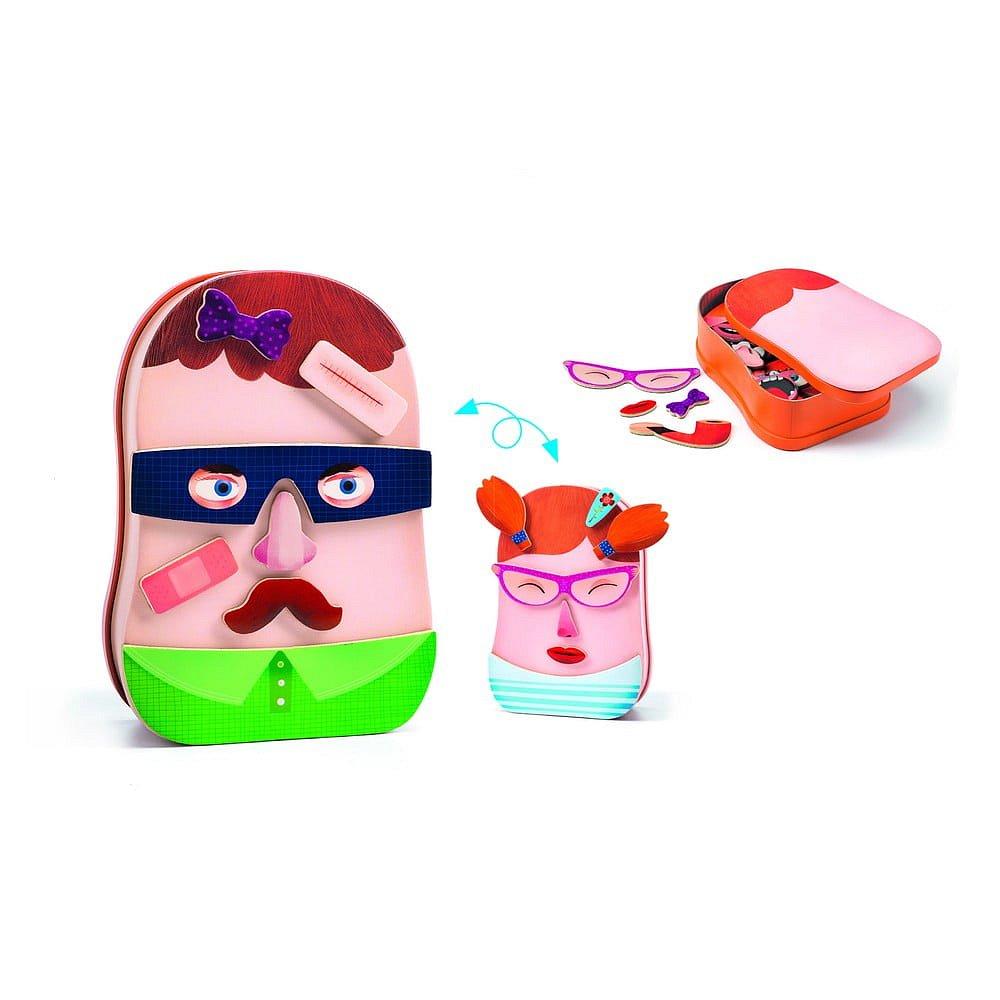 Dětská magnetická hra Djeco Trombino