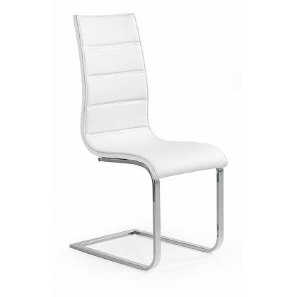 Jídelní židle K104 bílá