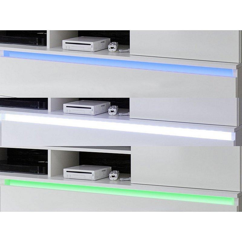 Sada RGB LED světelných pásů (4 ks) TYP 1100-276-00