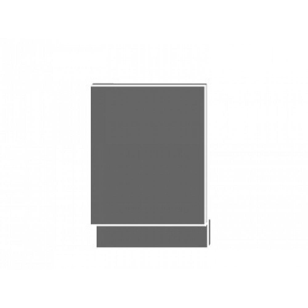 QUANTUM, dvířka k myčce ZM 57/45, white mat/lava