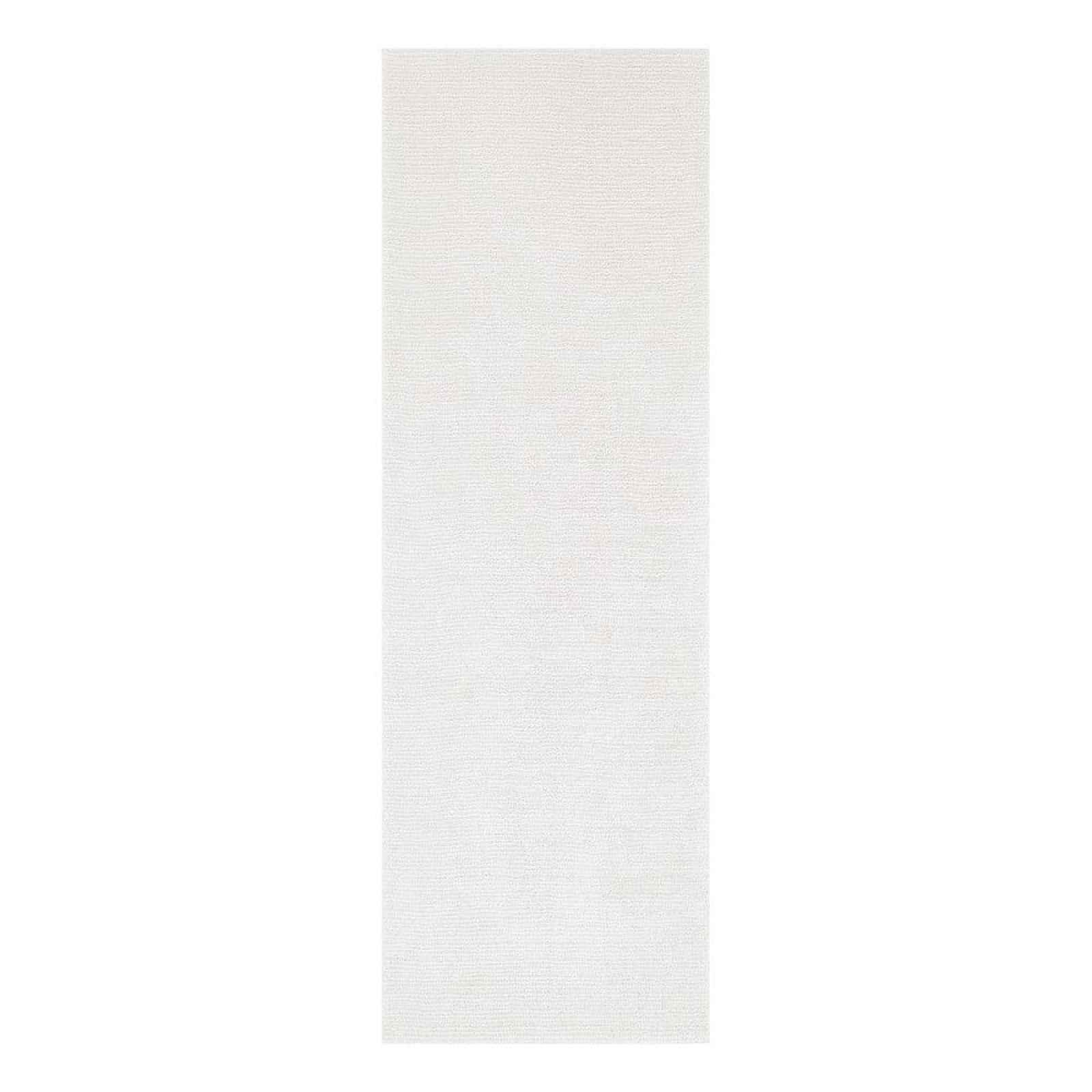 Krémový běhoun Mint Rugs Supersoft, 80 x 250 cm