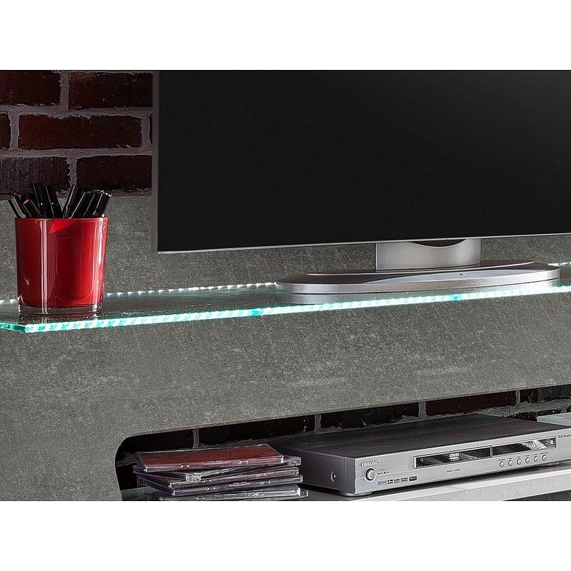 LED světelný pás (158 cm) Typ 1100-222-00, barva světla studená bílá