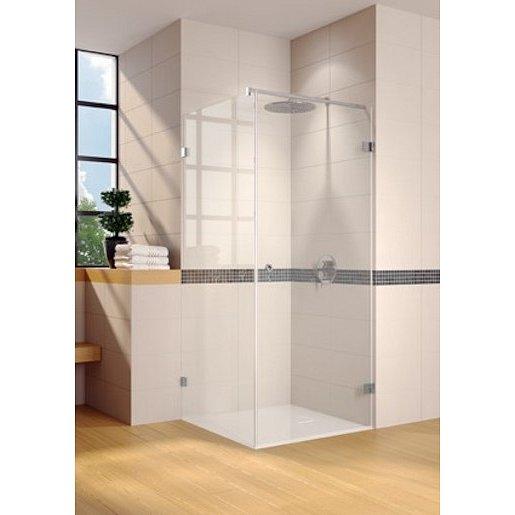Sprchový kout čtverec 90x90x200 cm pravá Riho ARTIC A201 chrom lesklý GA0203202
