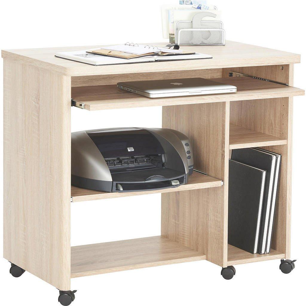 XXXLutz Pc Stůl, Barvy Dubu - PC stoly - 001504002402