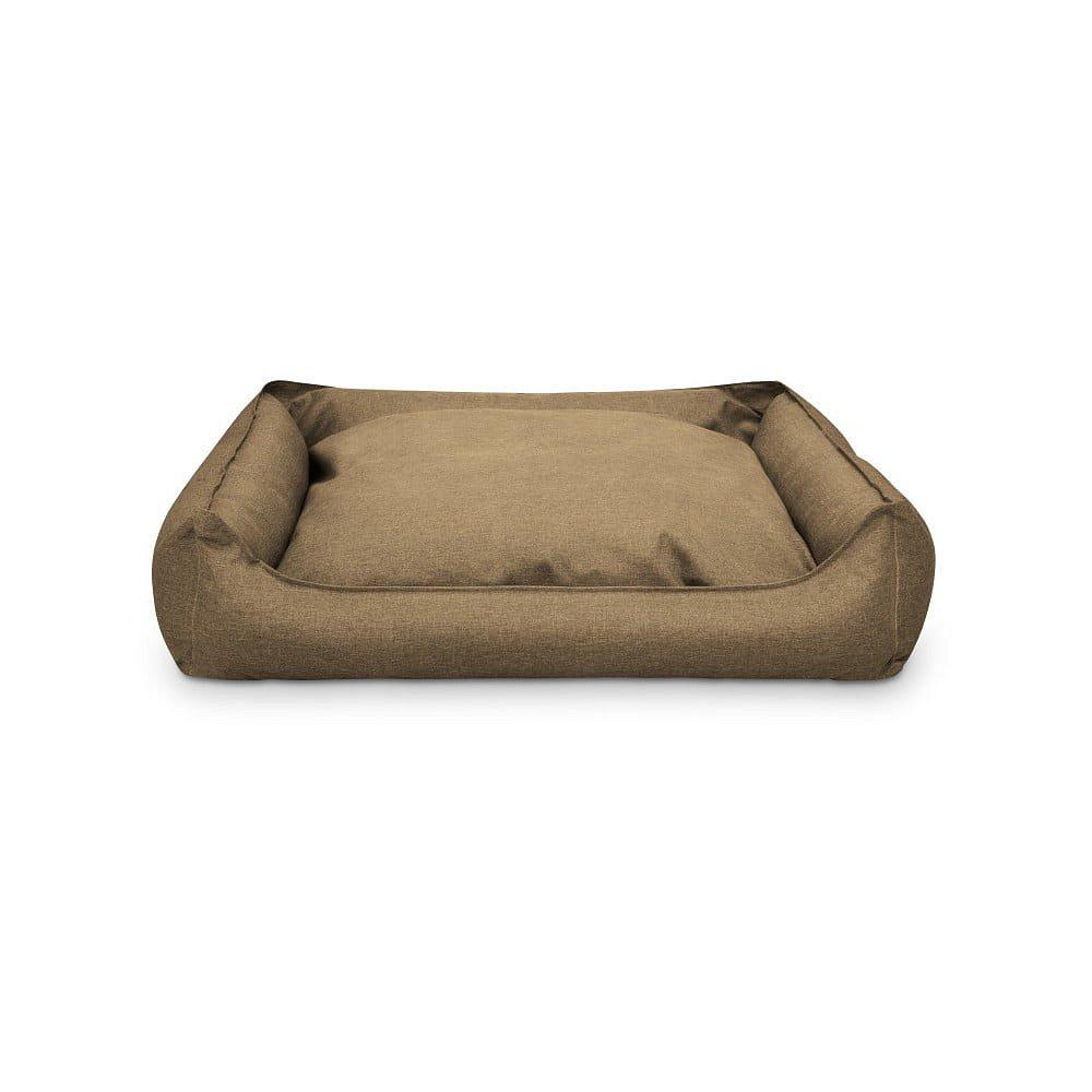 Béžový pelíšek pro psy Marendog Cosmos Premium