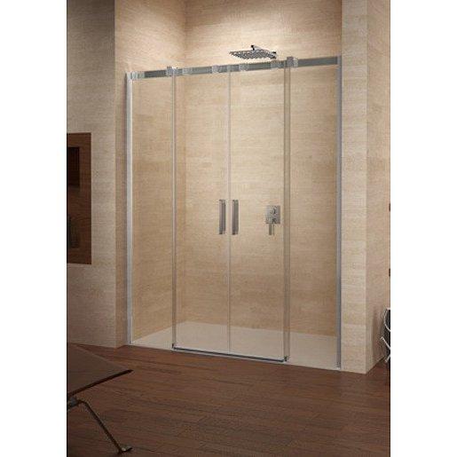 Sprchové dveře 140x195 cm Riho OCEAN 140 chrom lesklý GU0404100