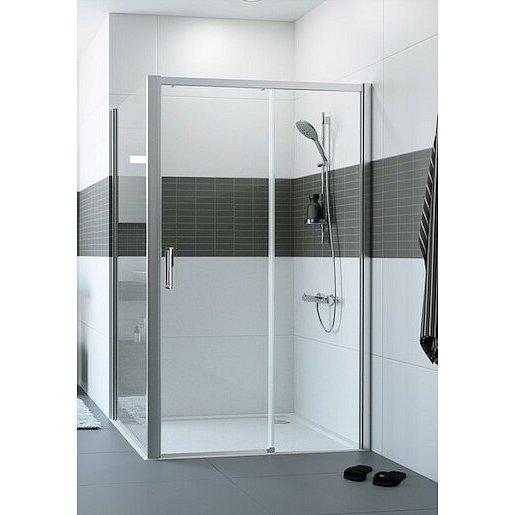 Boční zástěna ke sprchovým dveřím 100x200 cm Huppe Classics 2 chrom lesklý C25405.069.322