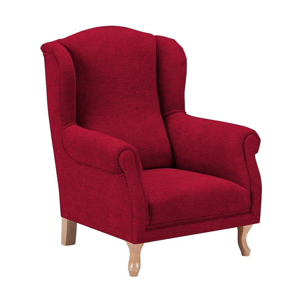 Červené dětské křesílko KICOTI Comfort