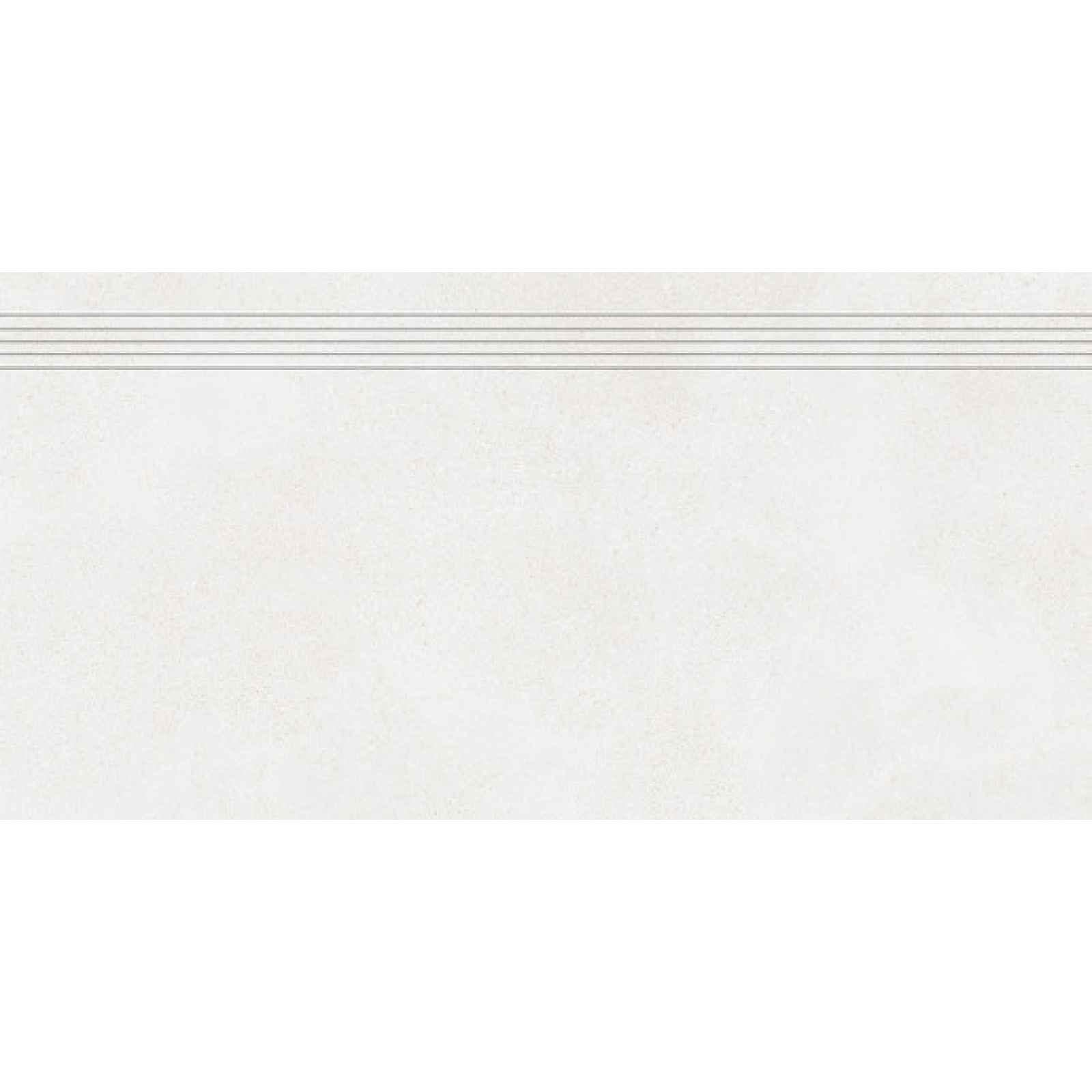 Schodovka RAKO Betonico bílošedá 40x80 cm mat DCP84790.1