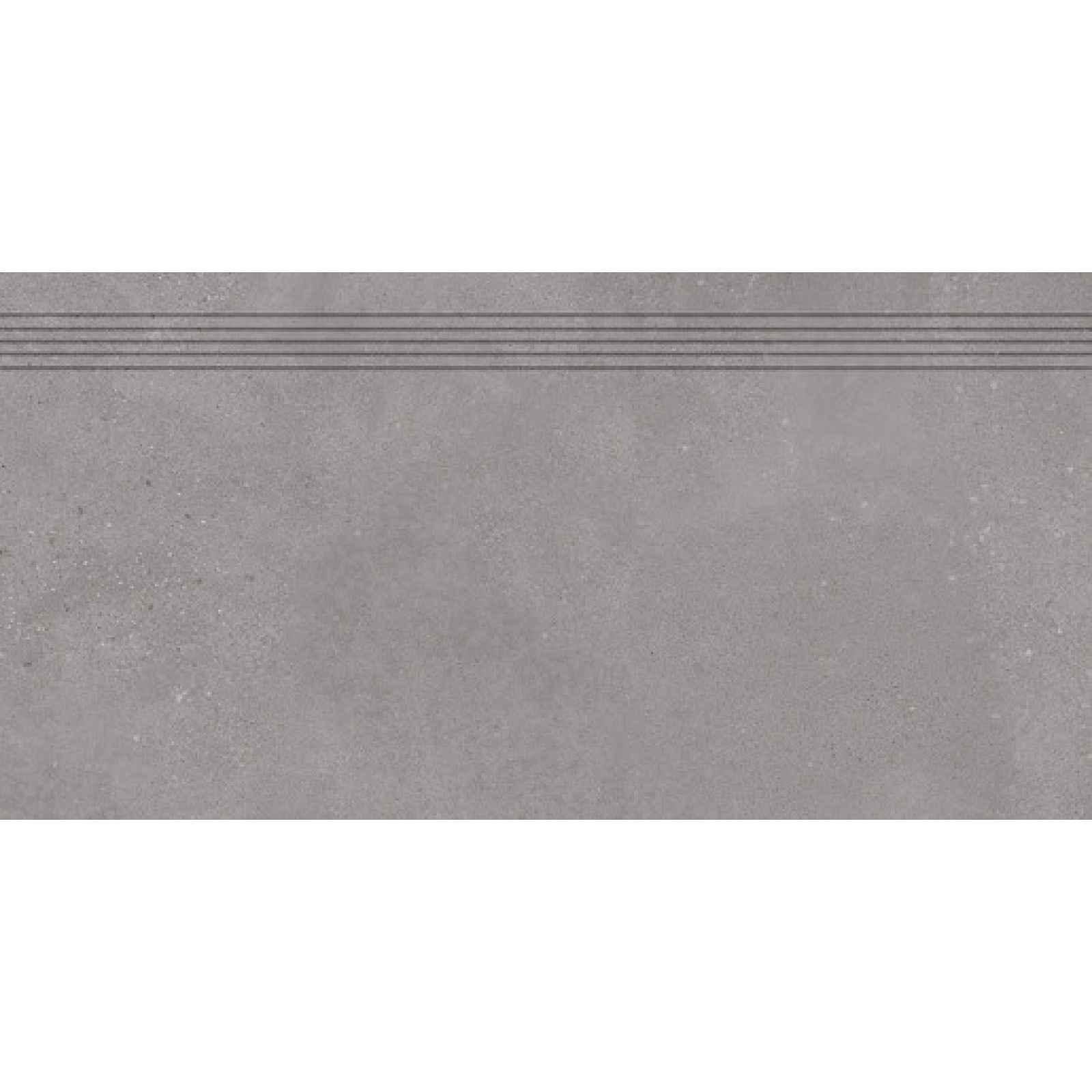 Schodovka RAKO Betonico šedá 40x80 cm mat DCP84791.1