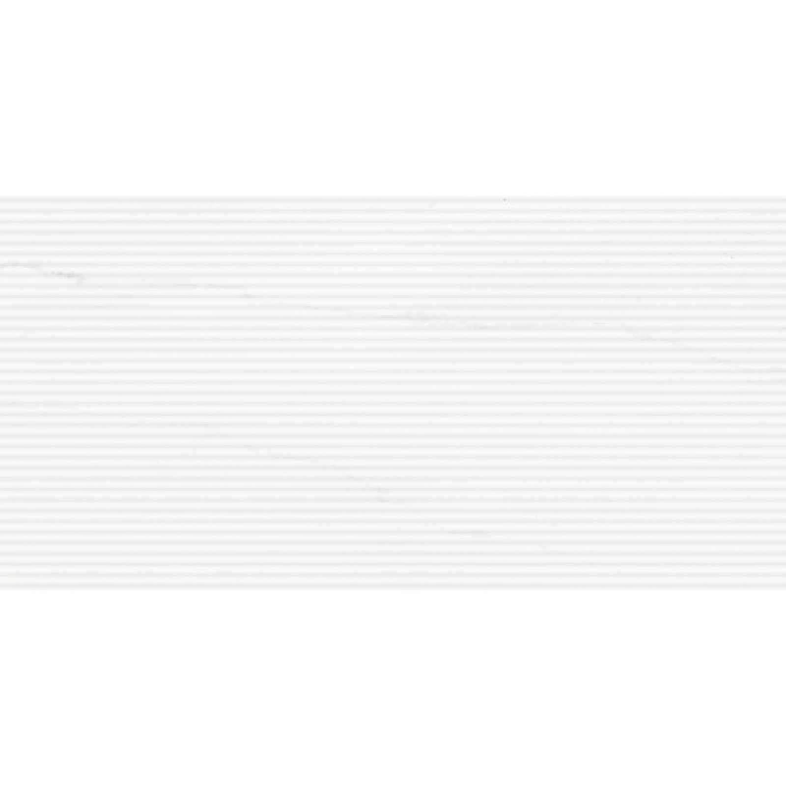 Dekor RAKO Vein bílá 30x60 cm lesk WARV4133.1