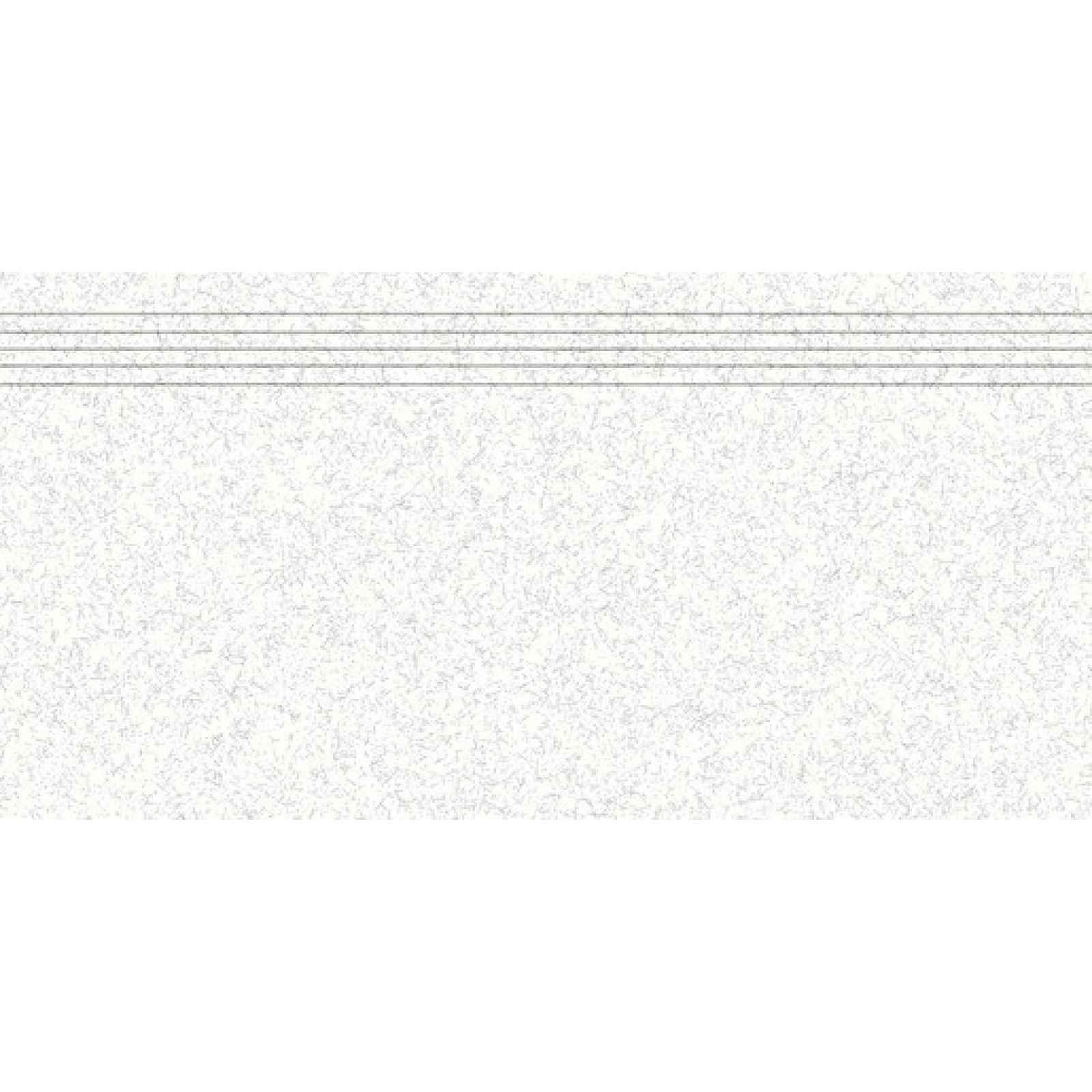Schodovka RAKO Linka bílá 30x60 cm mat DCPSE820.1