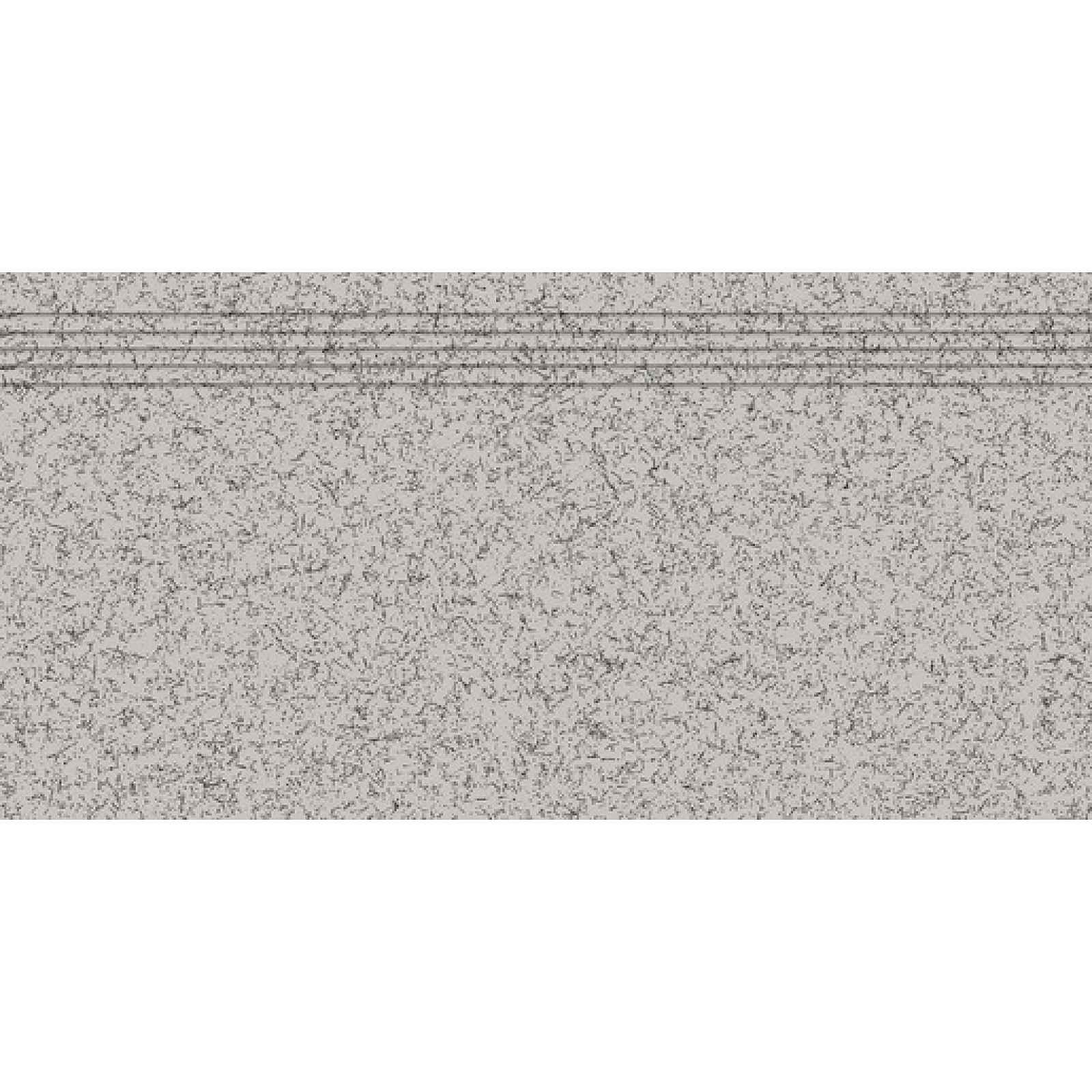 Schodovka RAKO Linka šedá 30x60 cm mat DCPSE821.1
