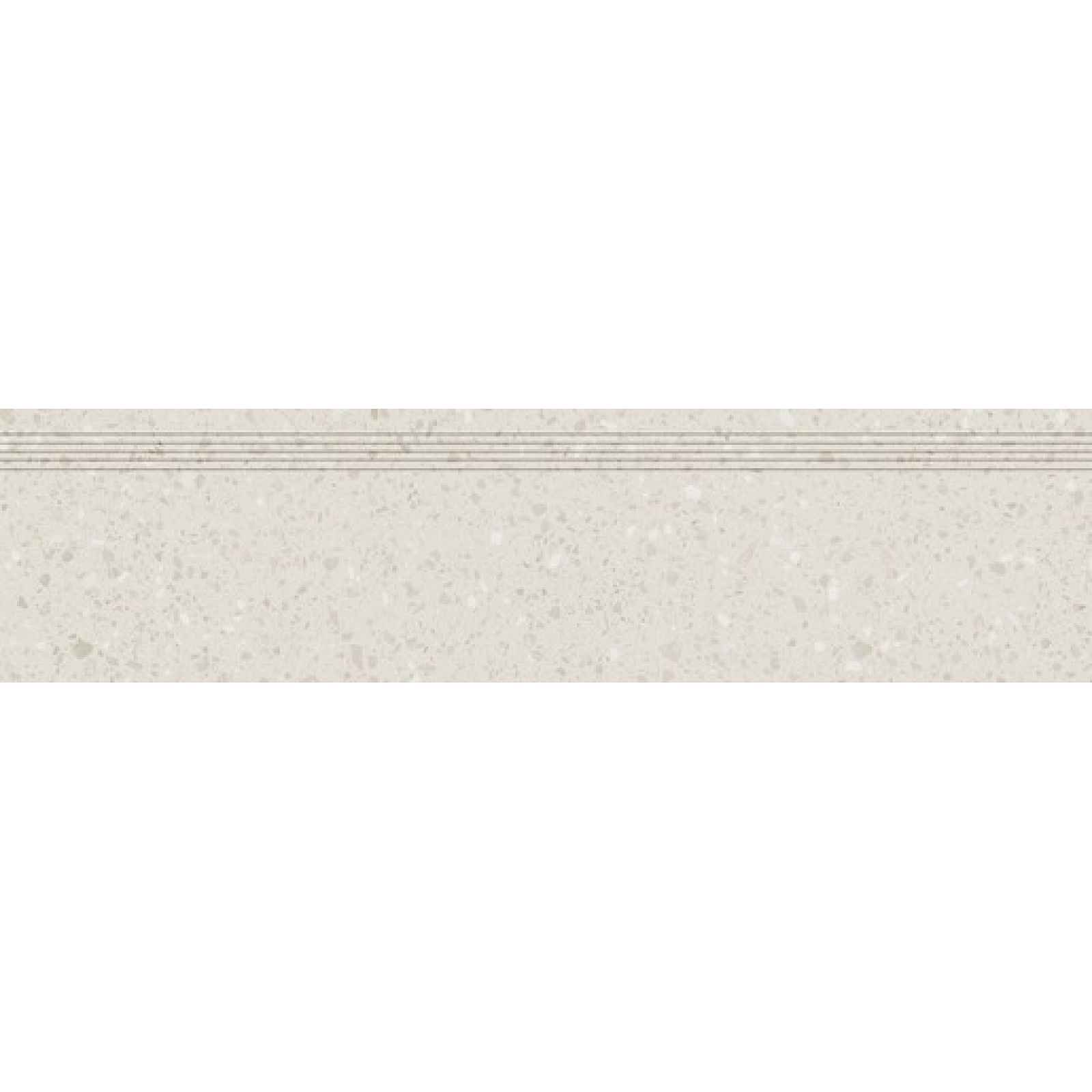 Schodovka RAKO Porfido béžová 30x120 cm mat / lesk DCPVF813.1