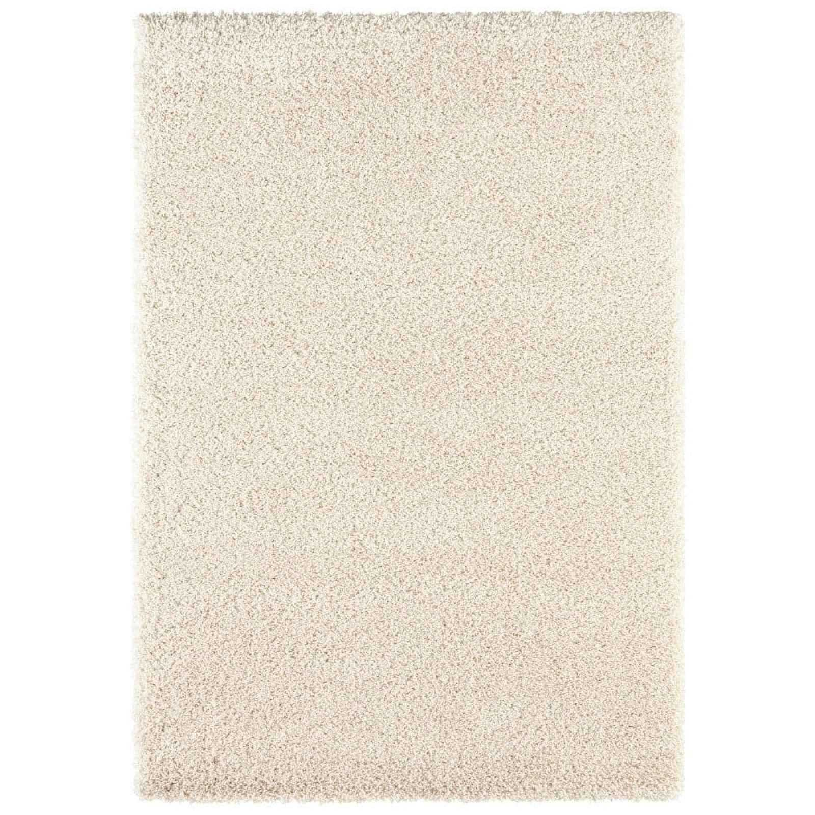 Světle krémový koberec Elle Decor Lovely Talence, 140 x 200 cm