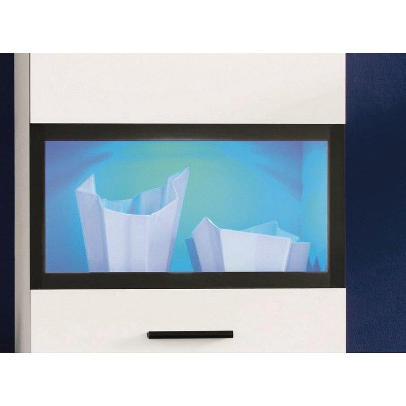 Sada LED osvětlení (6 ks) Typ 1100-750-00, modré světlo