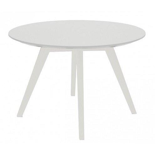 Konferenční stolek Lola Bess - bílá, bílá (9317-001+9366-001)