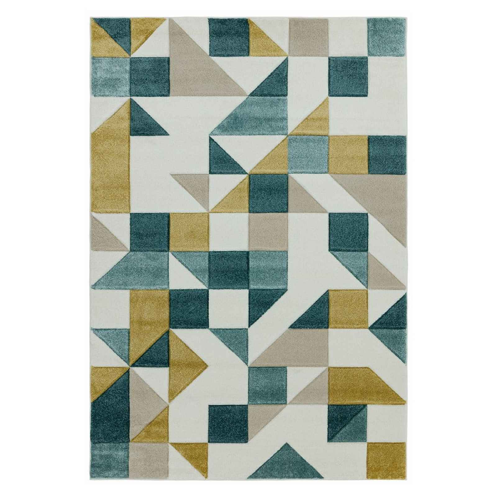 Koberec Asiatic Carpets Shapes, 120 x 170 cm