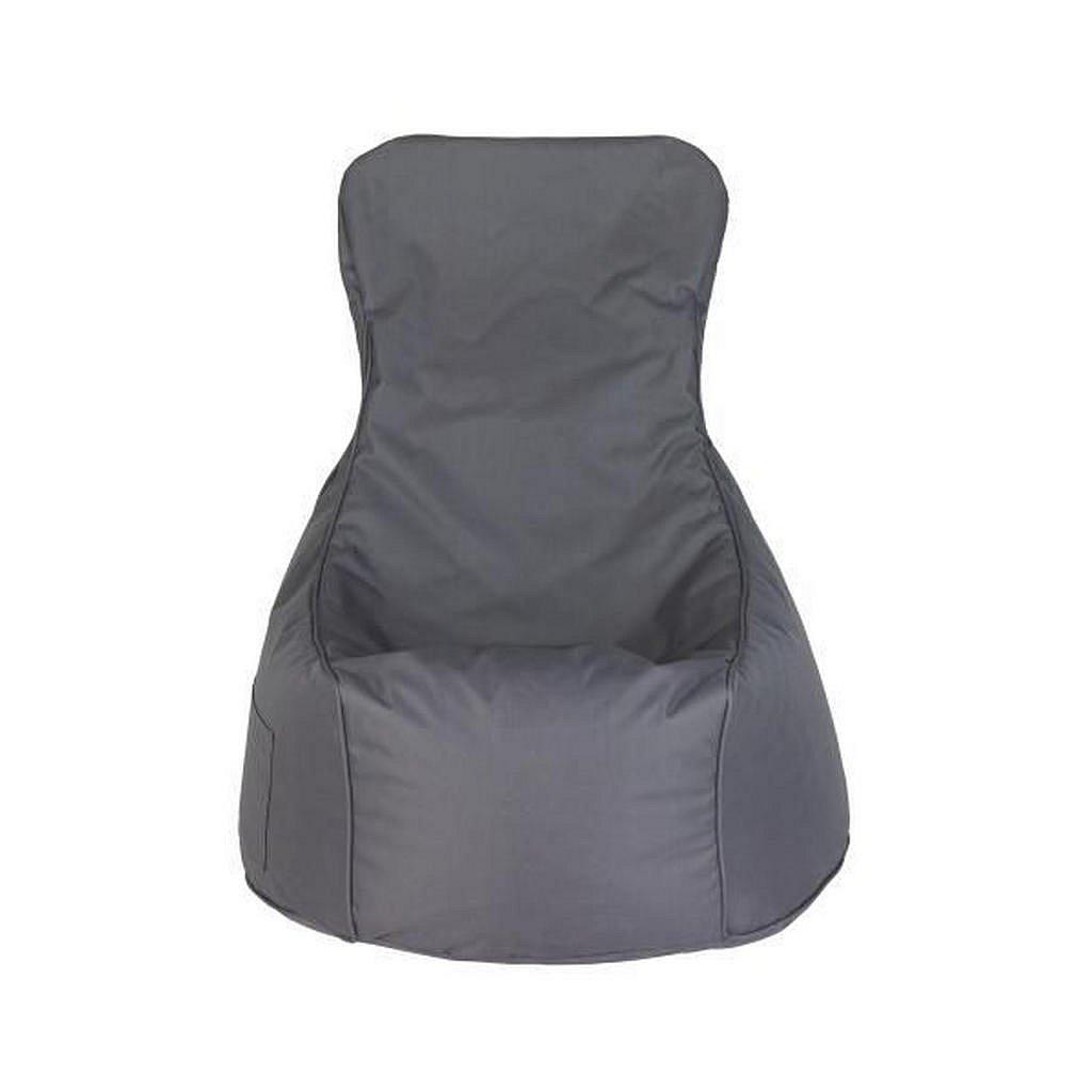Boxxx Sedací Pytel, Antracitová - Sedací vaky - 000277002401