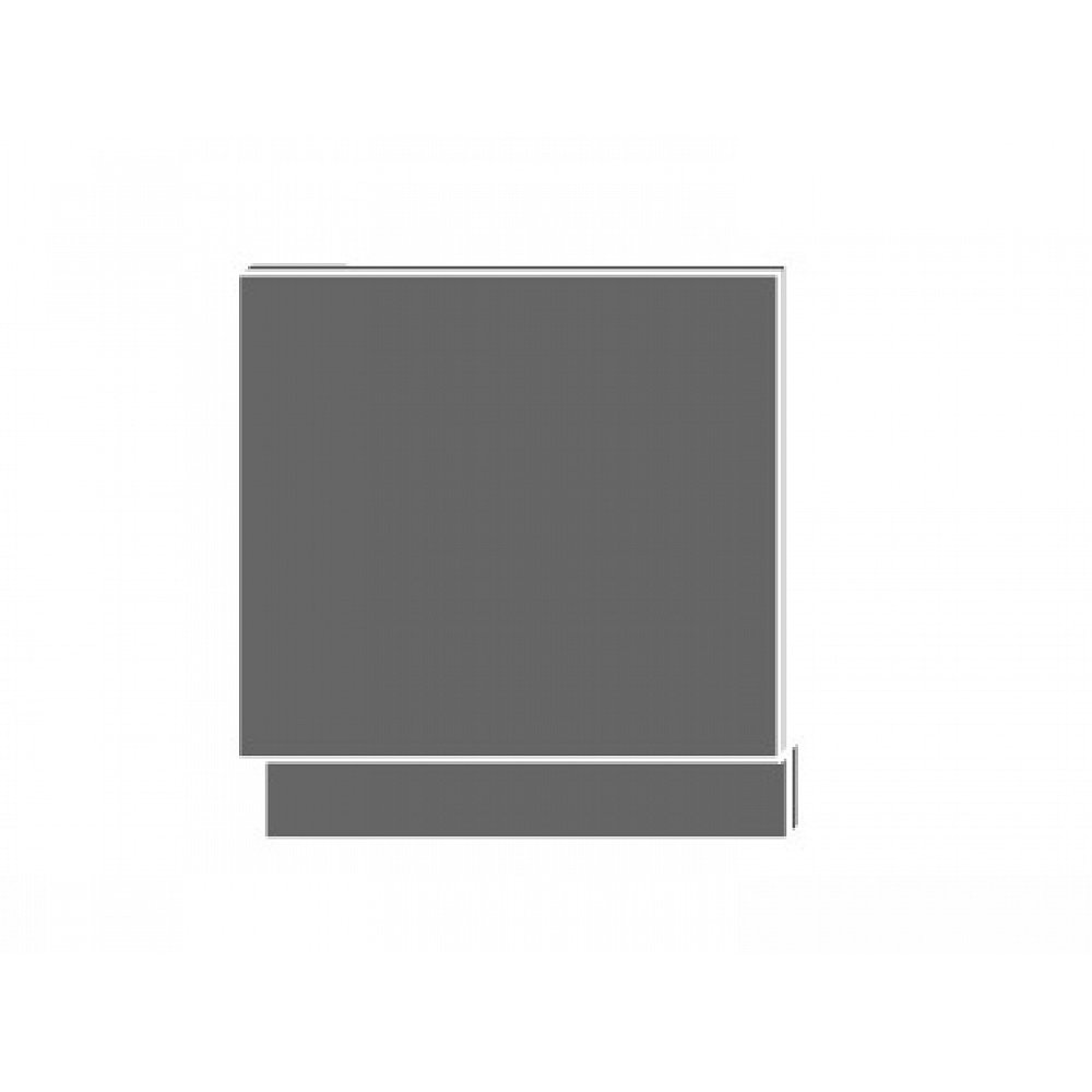 QUANTUM, dvířka k myčce ZM 57/60, white mat/bílá