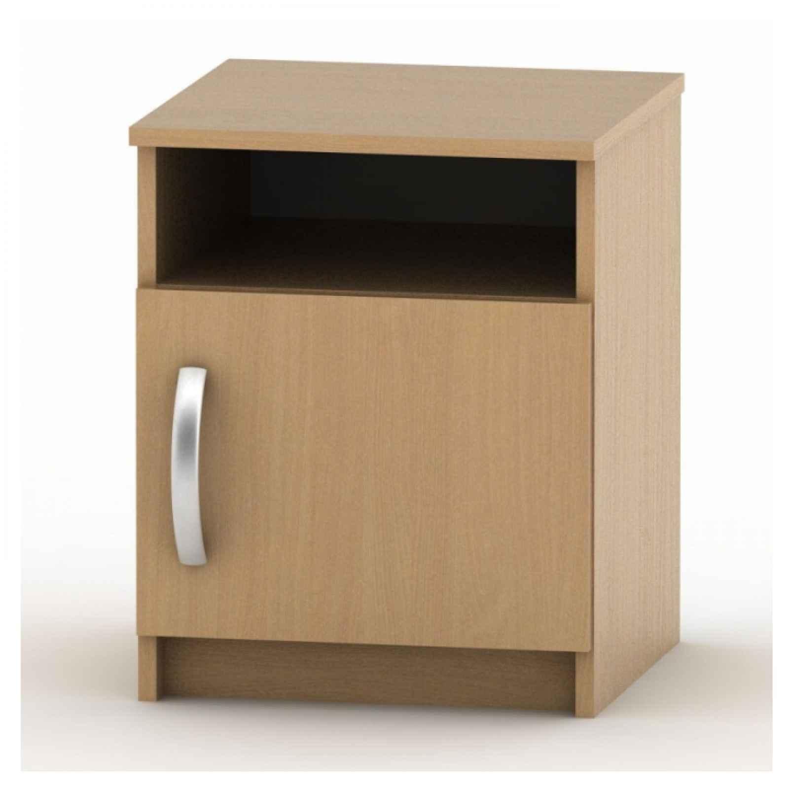 Noční stolek, buk, BETTY 2 0000209851 Tempo Kondela